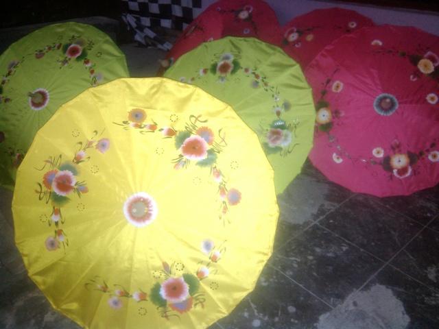 Payung Kertas Juwiring